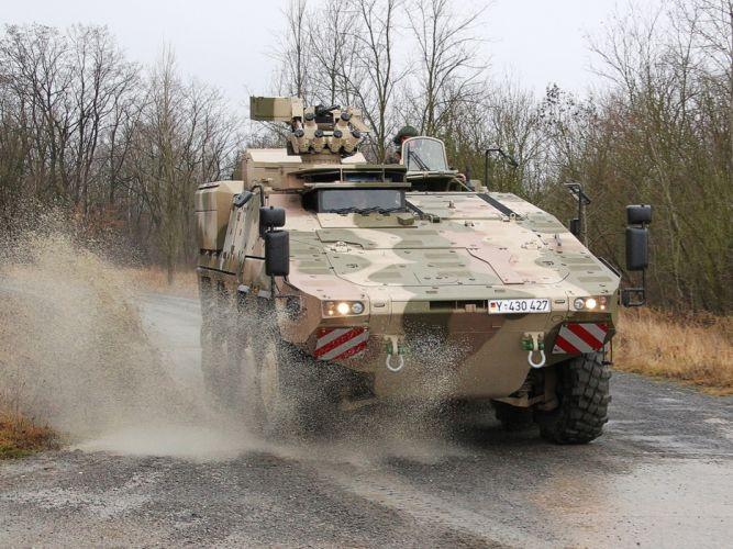 Germany NATO combat vehicle armored war military army 4000x3000 kmw boxer 8x8 apc 2010 wallpaper