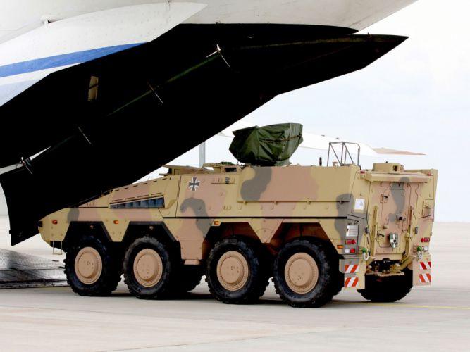 Germany NATO combat vehicle armored war military army 4000x3000 kmw boxer 8x8 apc 2010 aircraft wallpaper