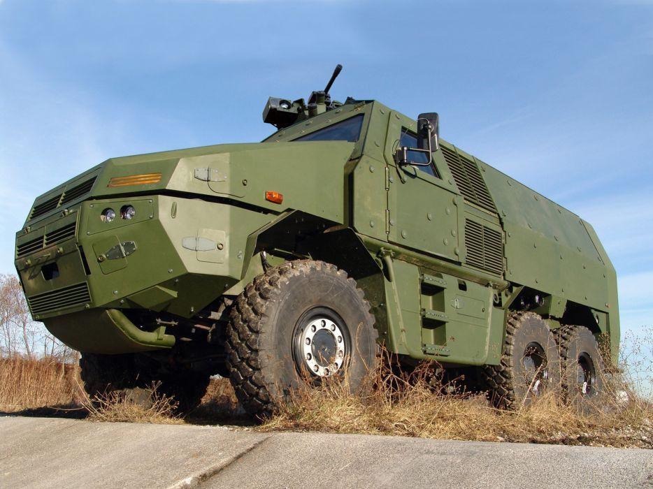 Germany NATO combat vehicle armored kmw gff4 6x6 2010 war military army 4000x3000 wallpaper
