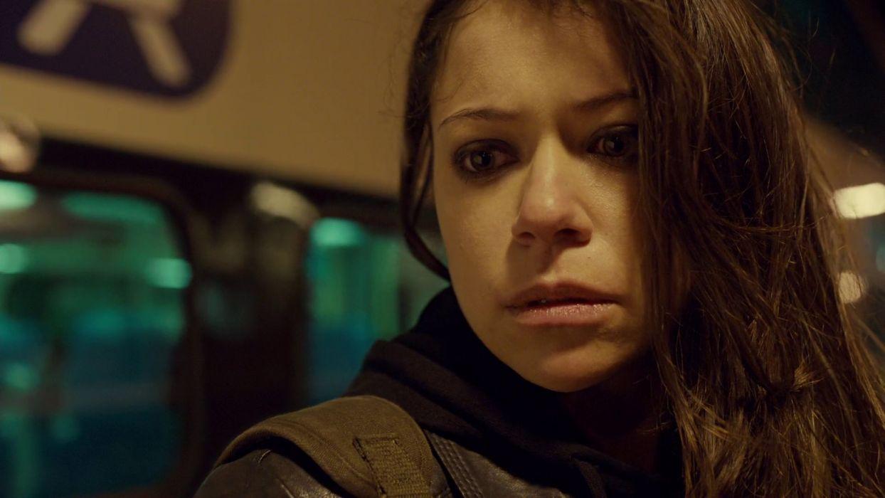 ORPHAN BLACK sci-fi drama thriller series action (2) wallpaper
