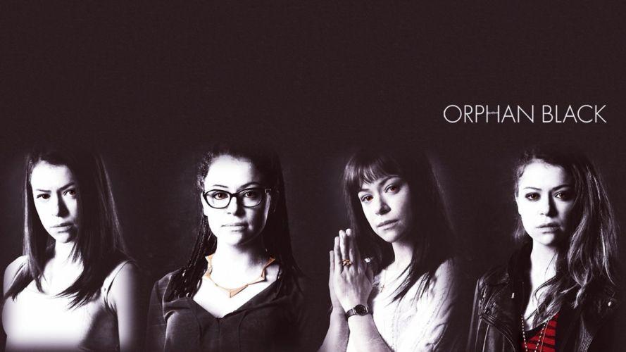 ORPHAN BLACK sci-fi drama thriller series action (5) wallpaper
