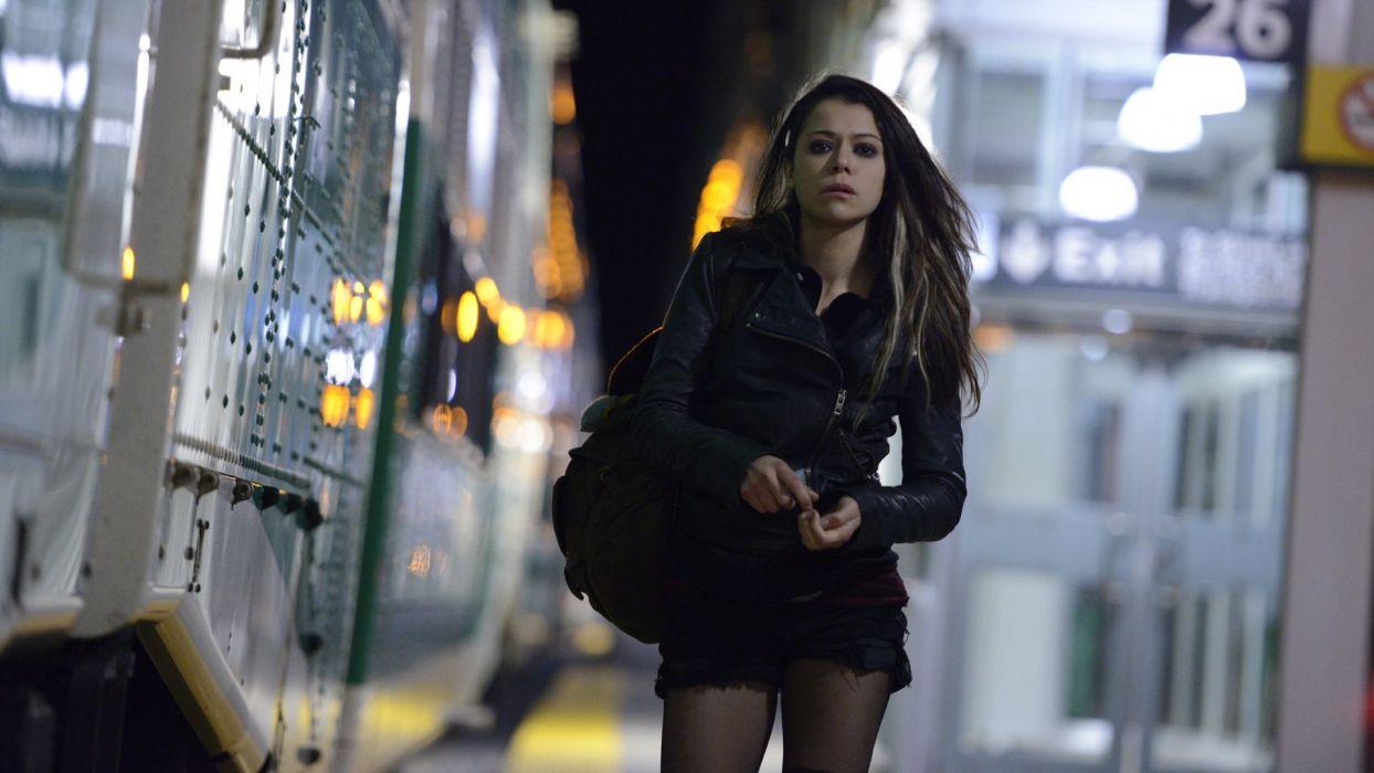 ORPHAN BLACK sci-fi drama thriller series action (28) wallpaper