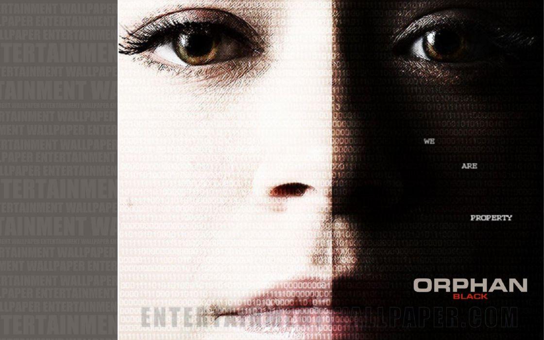 ORPHAN BLACK sci-fi drama thriller series action (73) wallpaper
