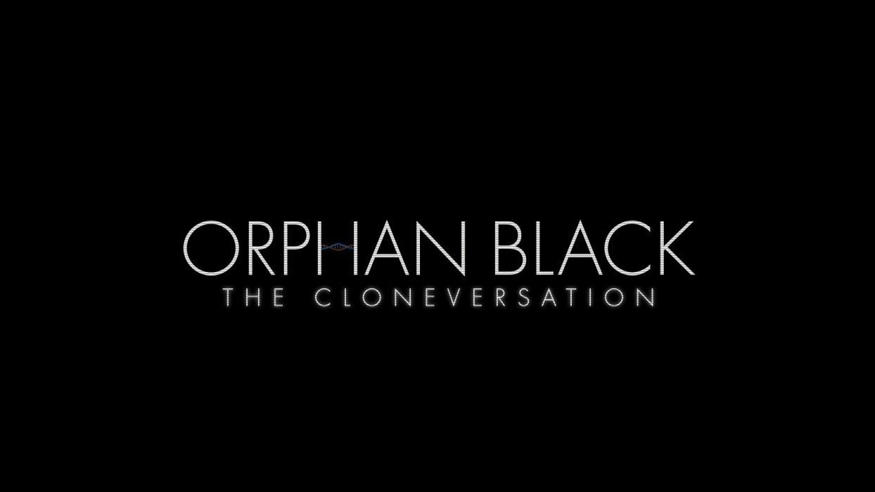 ORPHAN BLACK sci-fi drama thriller series action (65) wallpaper