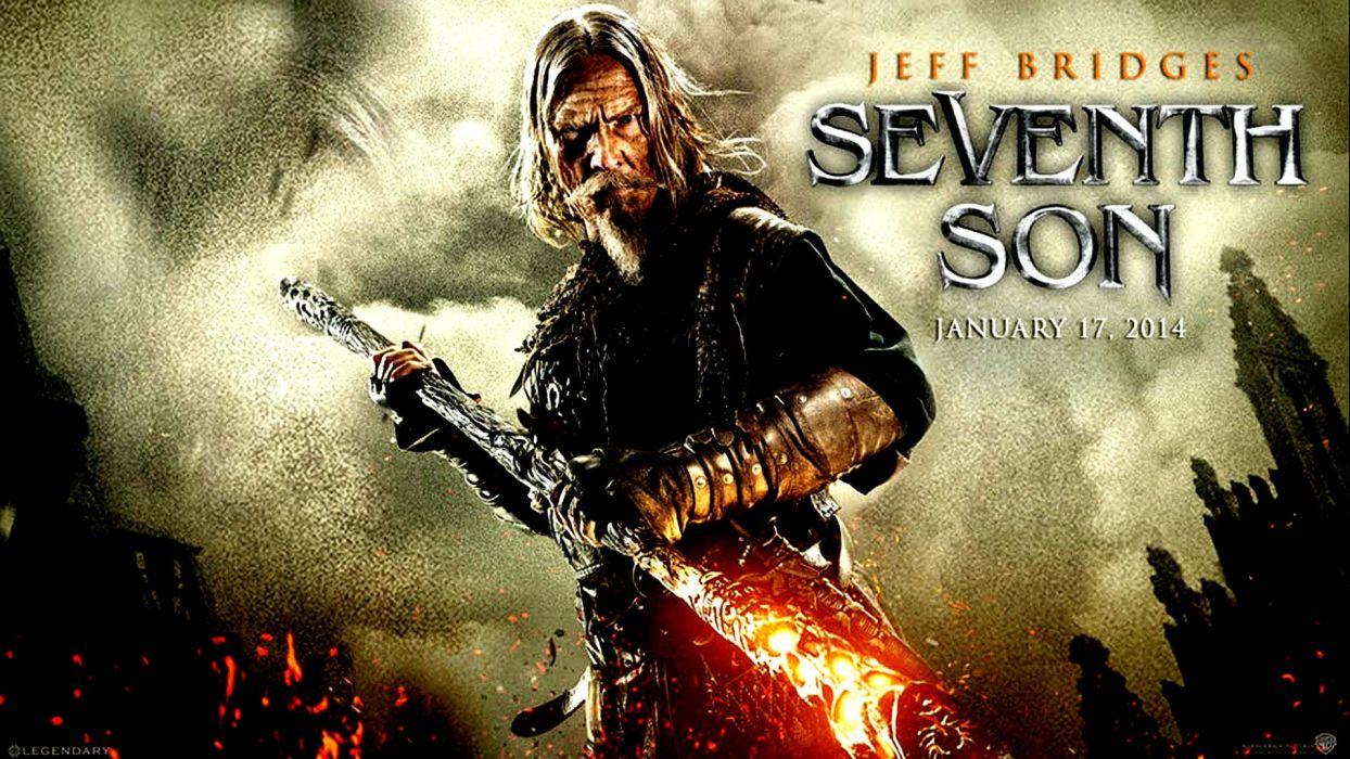 SEVENTH SON adventure family fantasy action (11) wallpaper