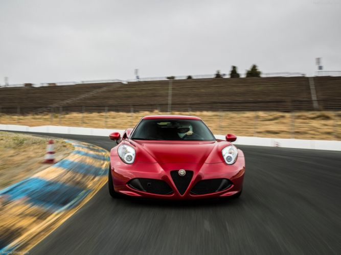 Alfa-Romeo 4C-Coupe US-Version 2015 Car Italy Supercar Sport Sportcar Supersport Italian Wallpaper 4000x3000 (84) wallpaper