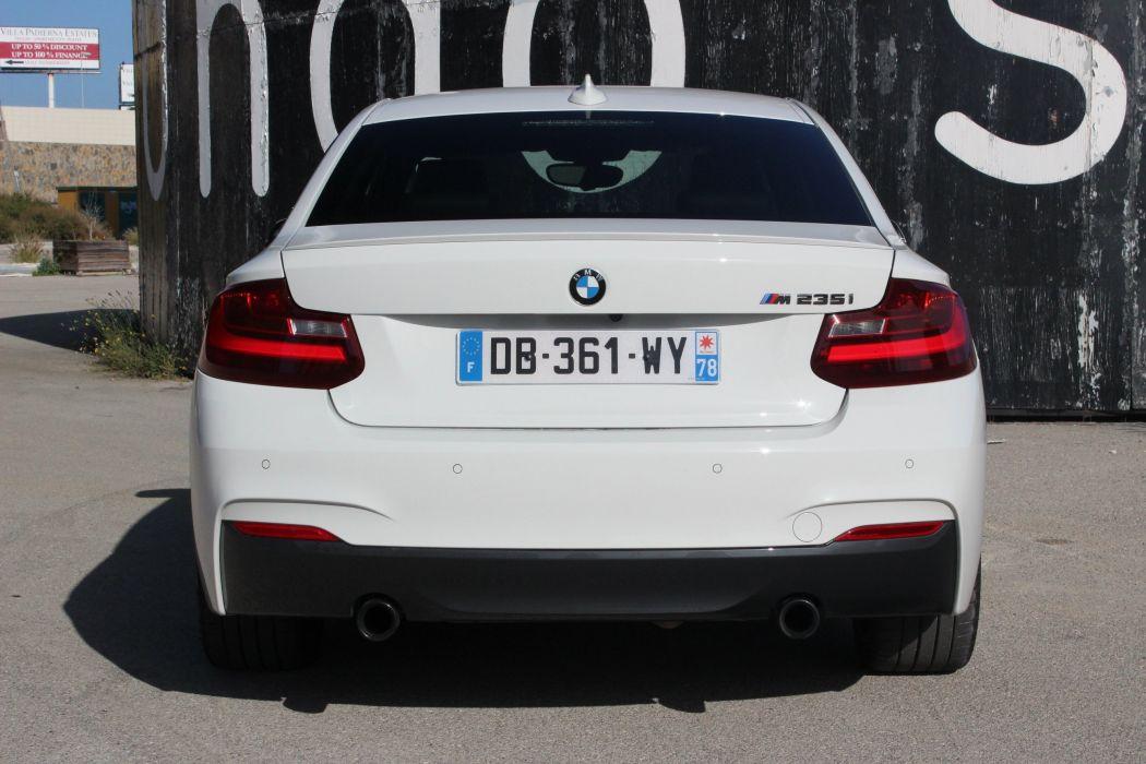 2014-BMW-Serie-2-M235-i wallpaper