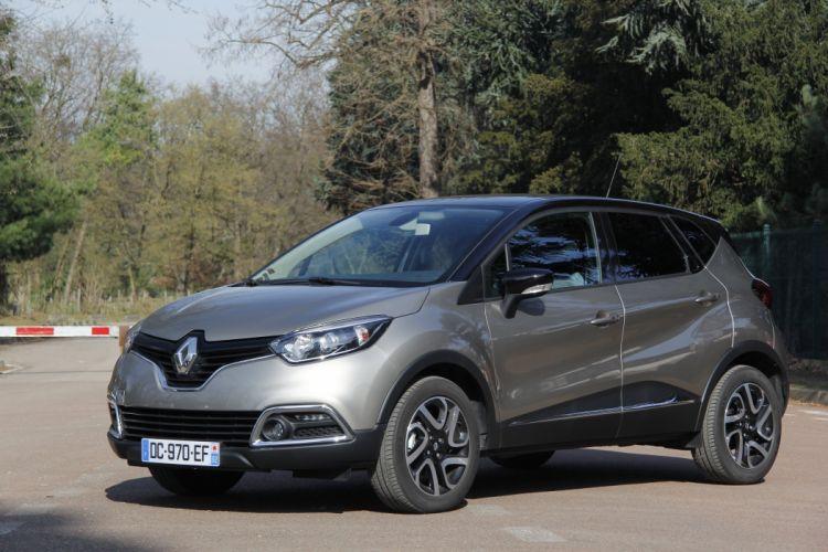 2014-Renault-Captur-1-2-TCe-120-Intens-EDC wallpaper