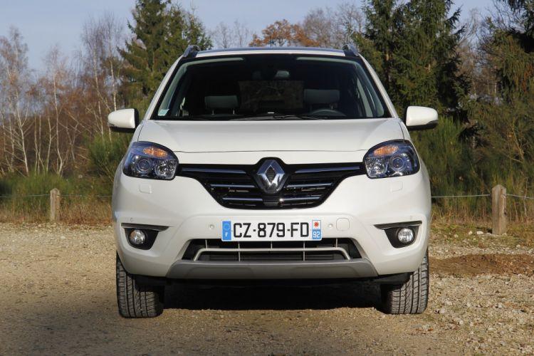 Renault-Koleos-Liftface-2013 wallpaper