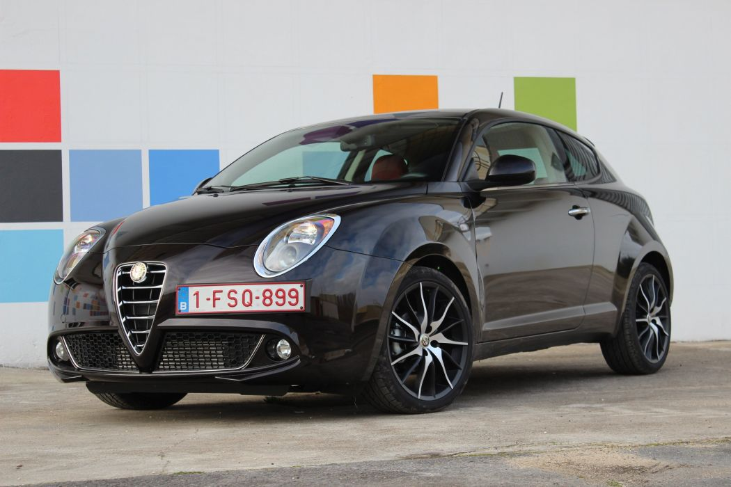 Alfa-Romeo-Mito-Liftface-2013 wallpaper