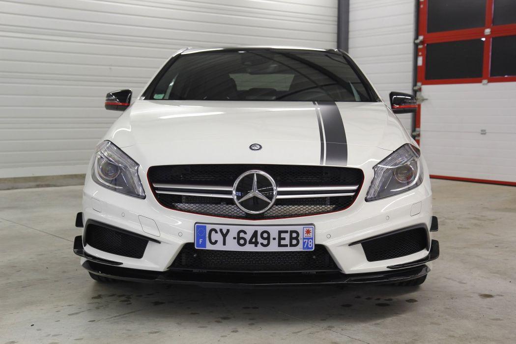 Mercedes-A45-AMG-2013 wallpaper