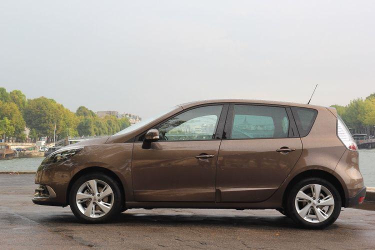 Renault-Scenic-3-Liltface wallpaper