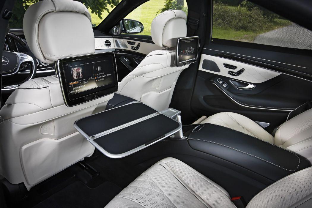 Mercedes-Classe-S-350-2013 wallpaper