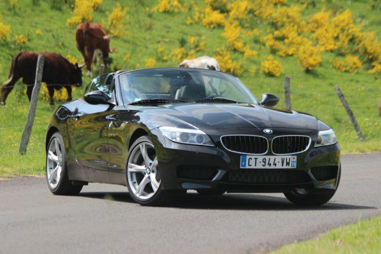 BMW-Z4-Liftface-2013 wallpaper