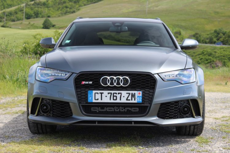 Audi-RS6-Avant-2013 wallpaper