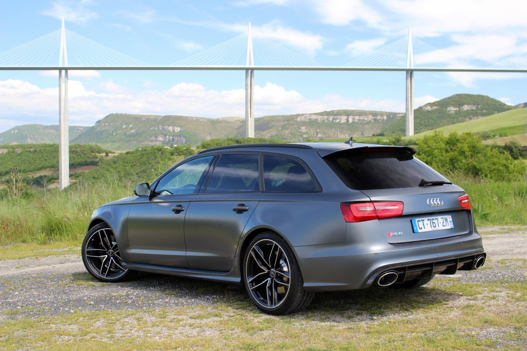 Audi-RS6-Avant-2013 wallpaper