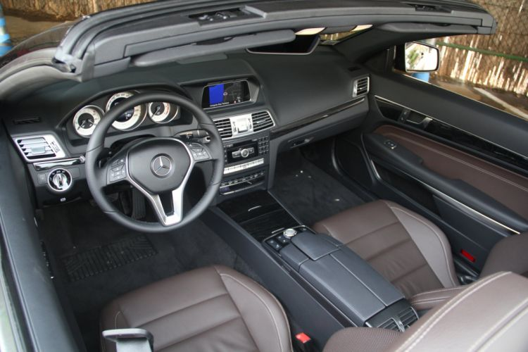 Mercedes-Classe-E-220- CDI-cabriolet-2013 wallpaper