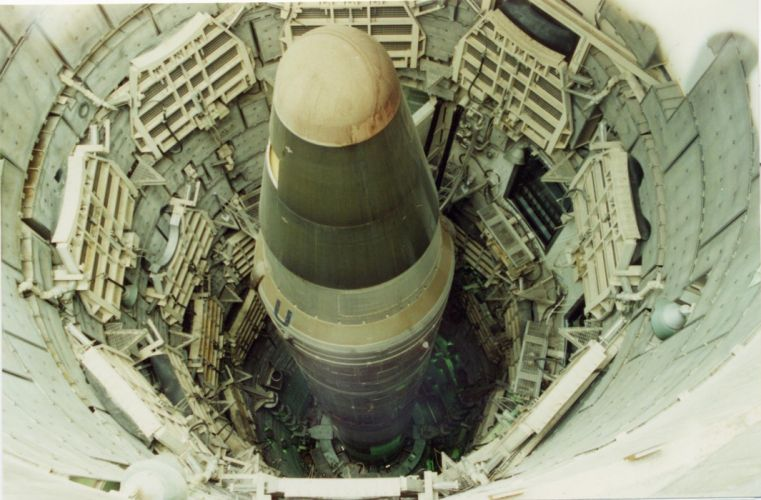 ICBM misile wepons nuclear SILO wallpaper