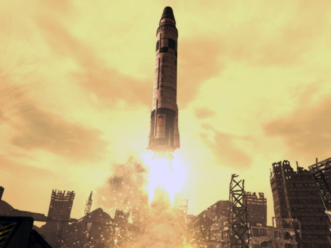 ICBM misile wepons nuclear 4000x3000 wallpaper