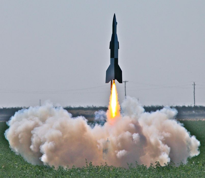 ICBM misile wepons nuclear V2-MISSILE wallpaper