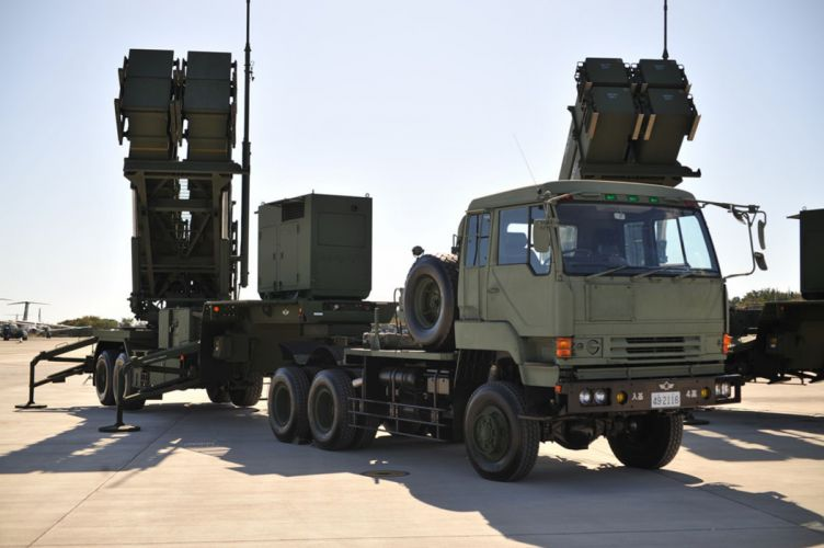 japan-air-force patriot missile system wepons military 4000x2660 wallpaper