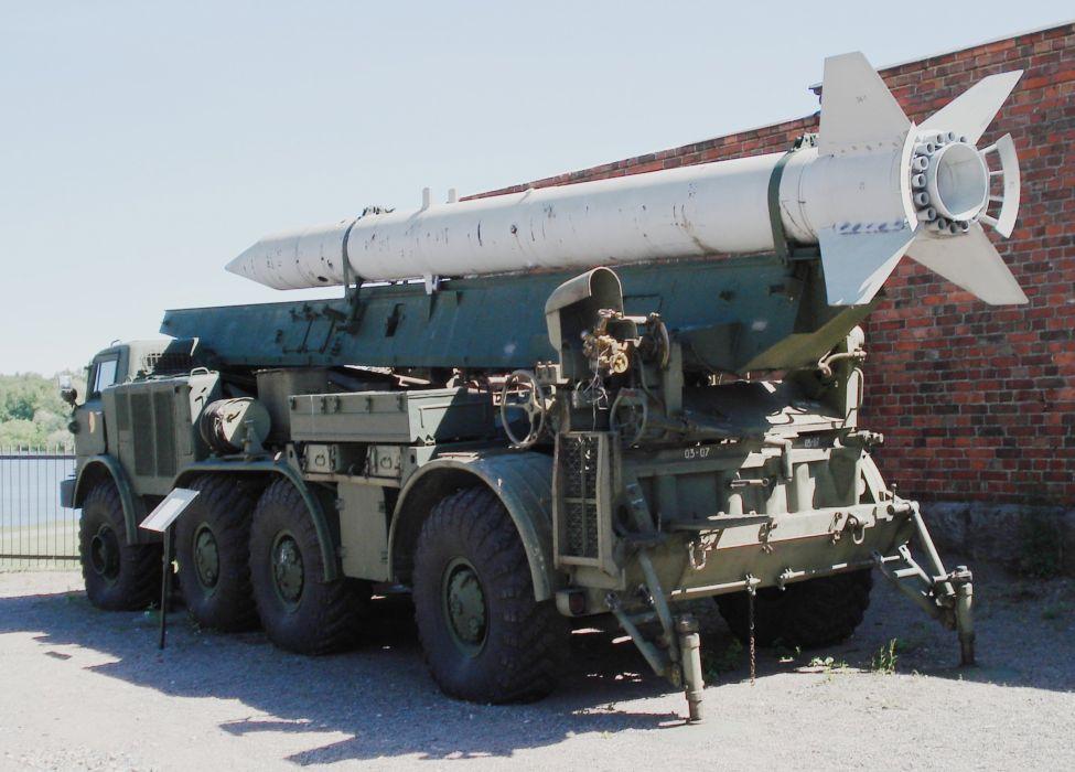 Luna-M MISSILE WEPOONS truck vehicle wallpaper
