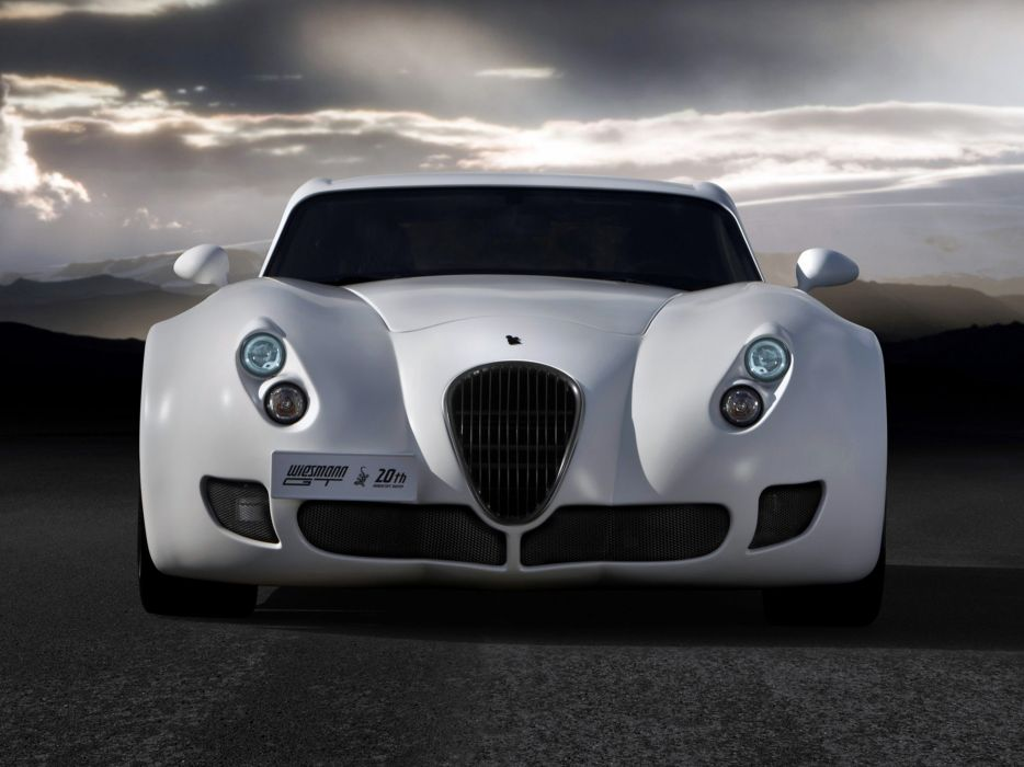 2009 Wiesmann GT-MF5 20th-Anniversary Car Supercar Supersport Sport Germany Vehicle 4000x3000 (3) wallpaper