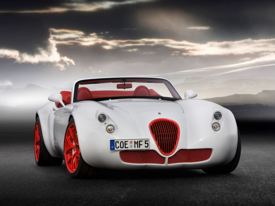 2010 Wiesmann Roadster MF5 Car Supercar Supersport Sport Germany Vehicle 4000x3000 (2) wallpaper