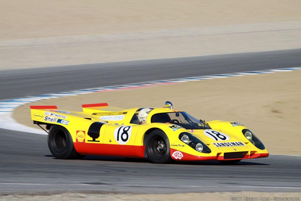 Race Car Classic Vehicle Racing Porsche Germany Le-Mans LMP1 2667x1779 (1) wallpaper