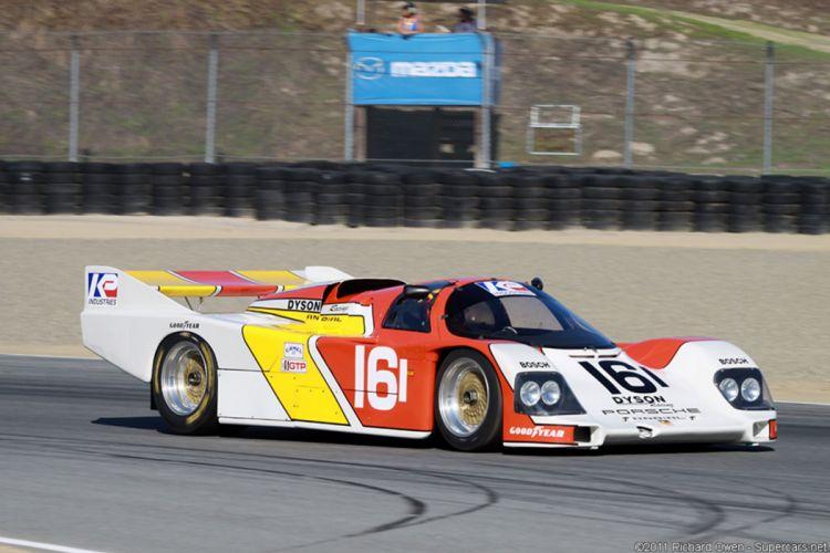 Race Car Classic Vehicle Racing Porsche Germany Le-Mans LMP1 2667x1779 (4) wallpaper