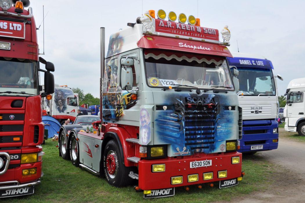Scania 113 wallpaper