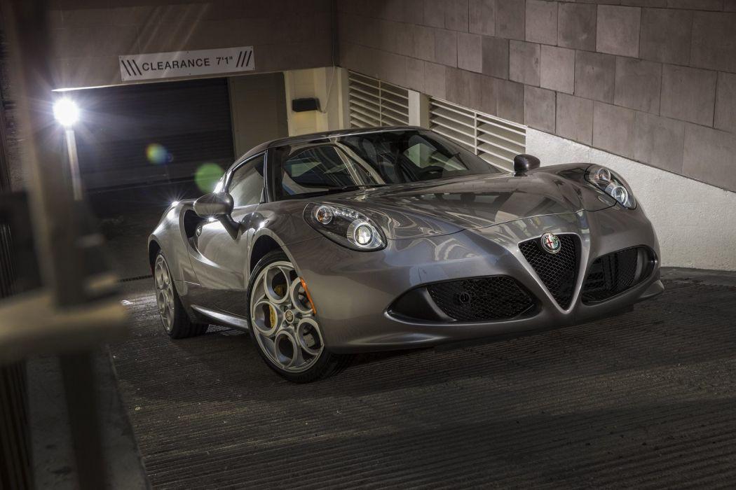 Alfa-Romeo-4C wallpaper