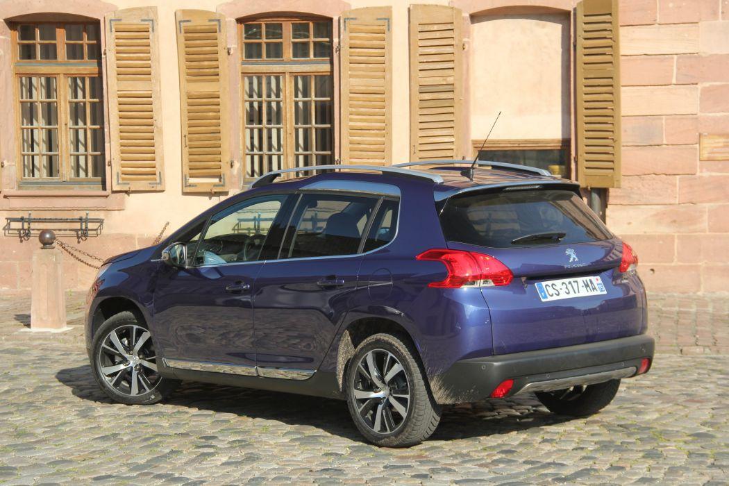 Peugeot-2008 wallpaper