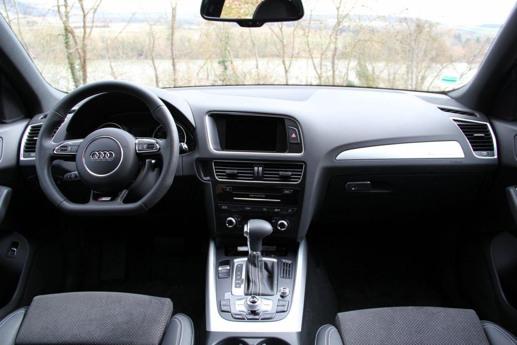 Audi-Q5-V6-3_0-TFSi wallpaper