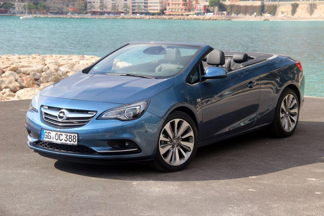 Opel-Cascada-2013 wallpaper