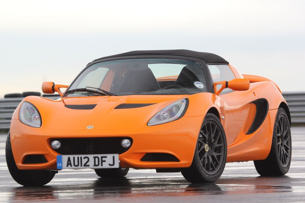 Lotus-Elise-S-2013 wallpaper