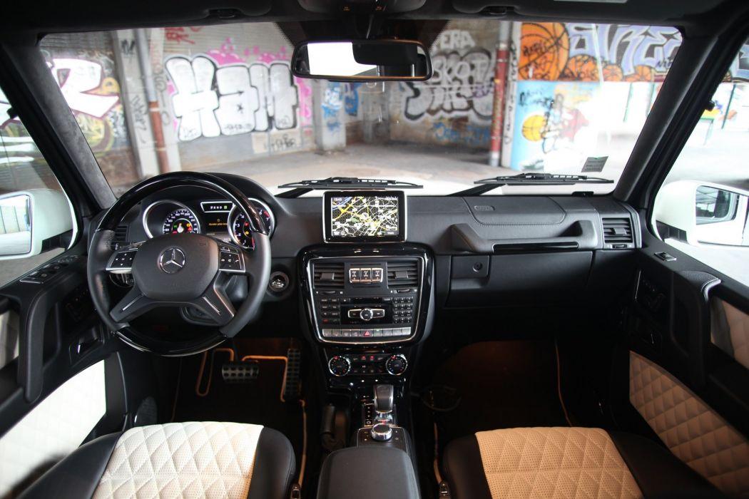 Mercedes-Classe-G-63-AMG wallpaper