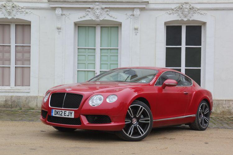 Bentley-Continental-GT-V8-2013 wallpaper