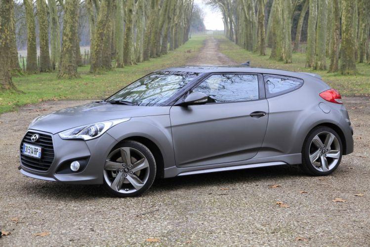 Hyundai-Veloster-Turbo-2013 wallpaper