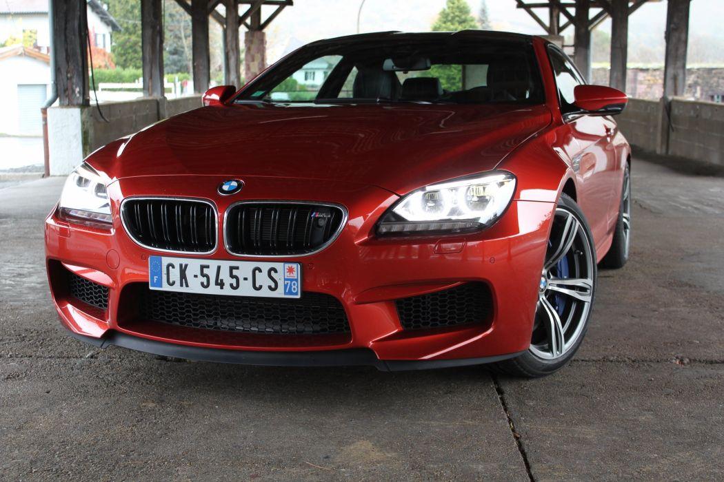 BMW-M6-2013 wallpaper