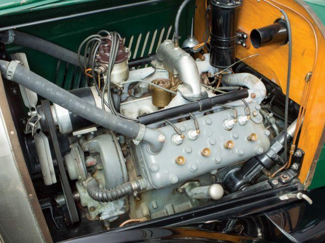 1920 Oldsmobile Model 45-BT 5-passenger Touring retro engine g wallpaper