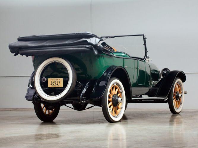 1920 Oldsmobile Model 45-BT 5-passenger Touring retro r wallpaper