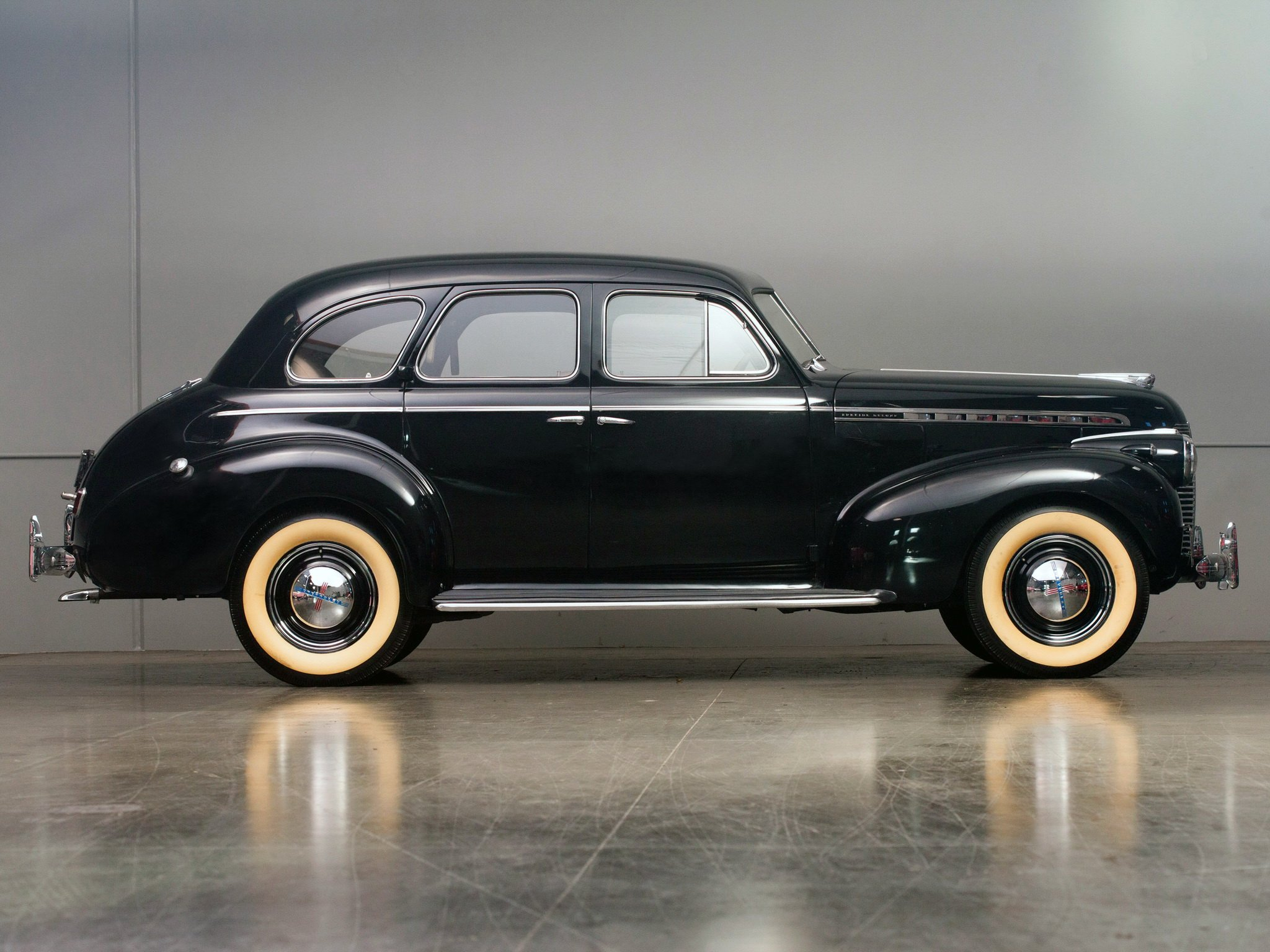 1940 chevrolet special deluxe 4 door sport sedan ka 2103