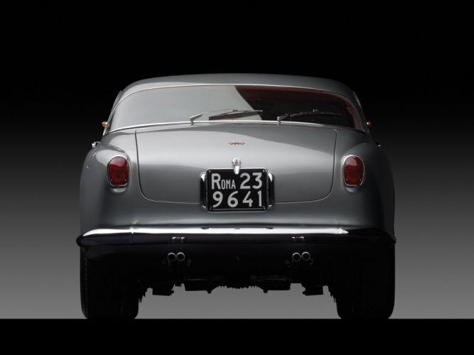 1955 Ferrari 250 Europa G-T Coupe ( 0407GT) supercar retro f wallpaper