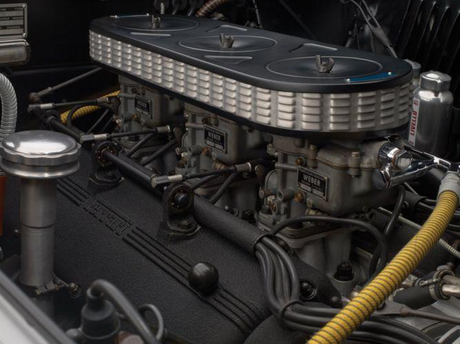 1955 Ferrari 250 Europa G-T Coupe ( 0407GT) supercar retro engine f wallpaper