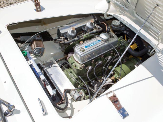 1958-61 Austin Healey Sprite (MkI) classic engine h wallpaper
