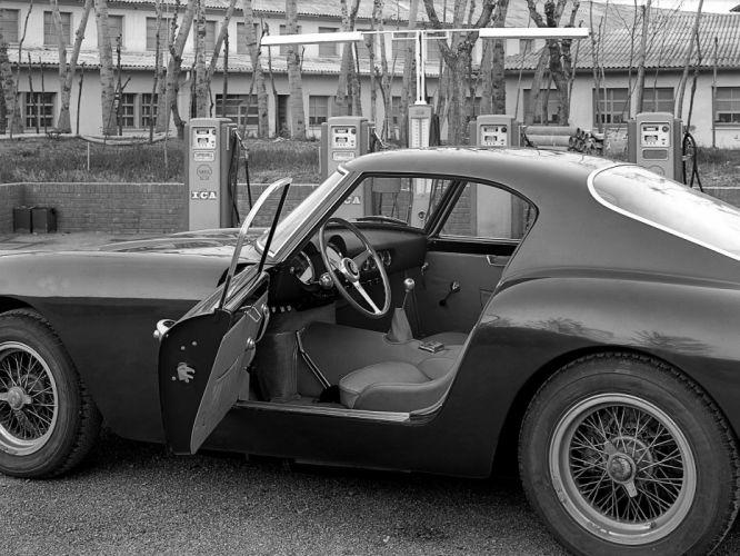 1959 Ferrari 250 G-T SWB Berlinetta Competizione Prototipo supercar retro interior f wallpaper