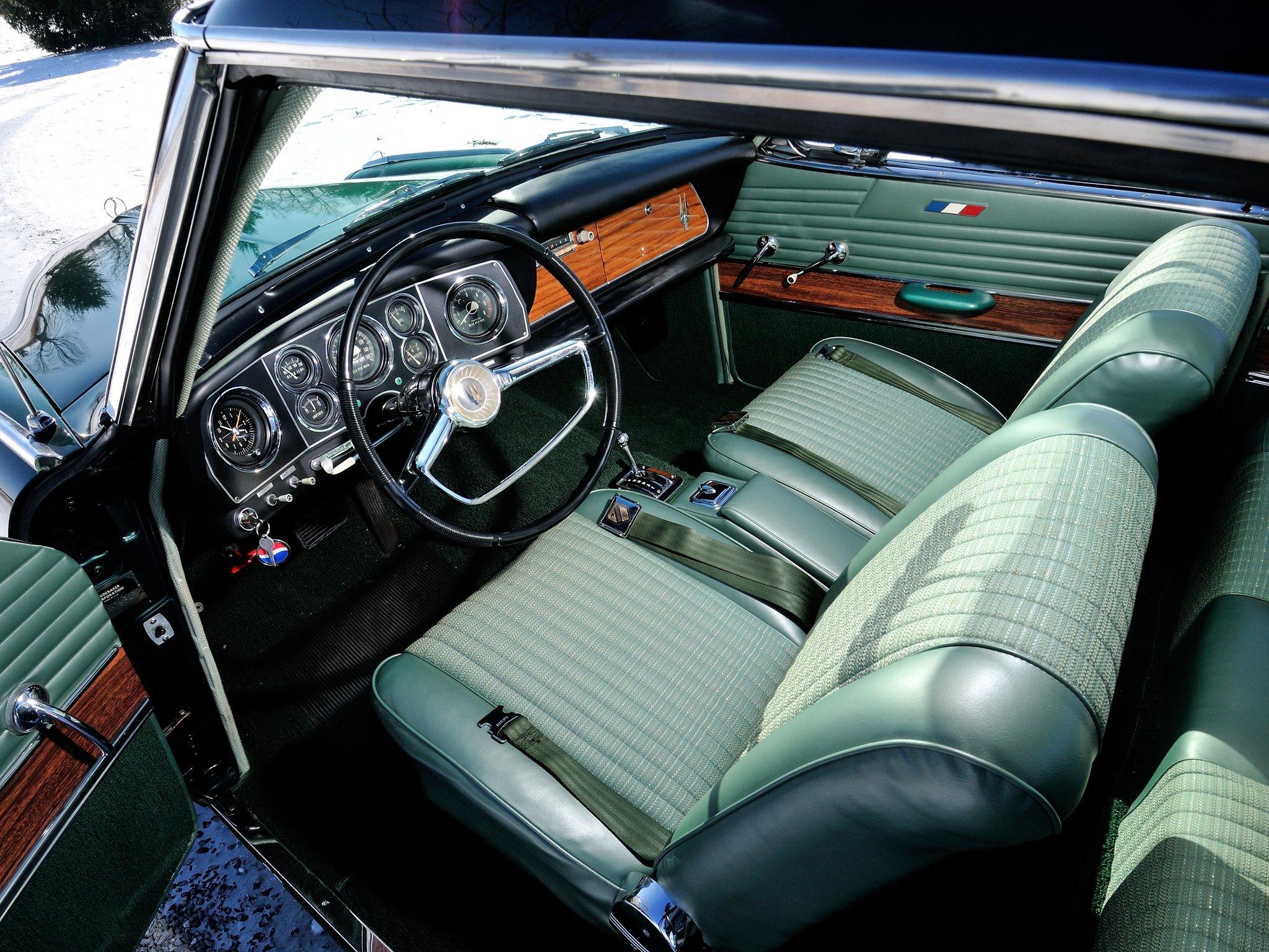 1964 studebaker gran turismo hawk r 2 supercharged 64v k6 classic interior g wallpaper - Turismo interior ...