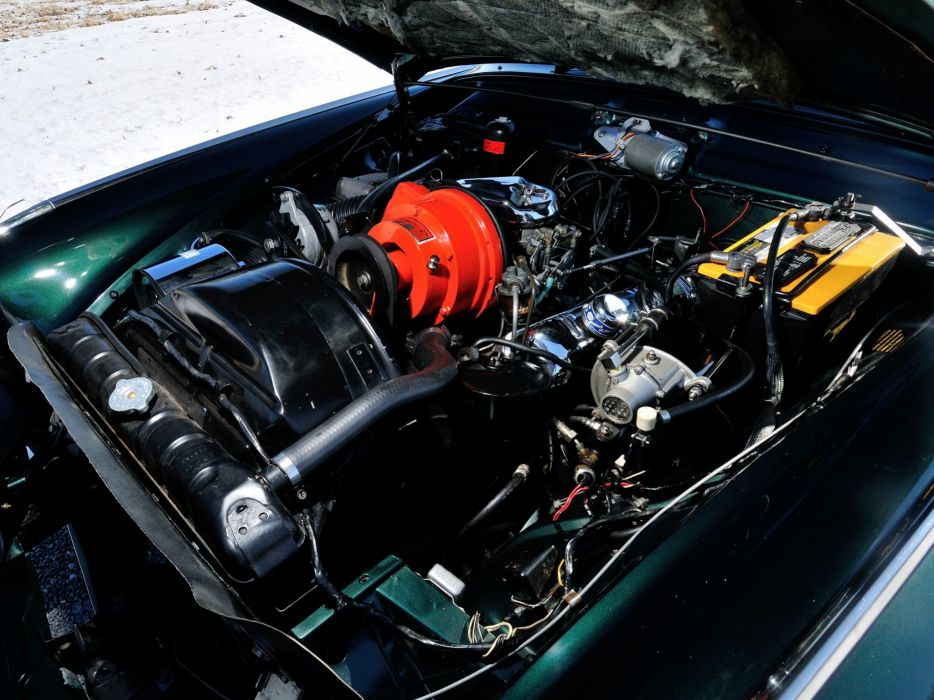 1964 Studebaker Gran Turismo Hawk R-2 Supercharged (64V-K6) classic luxury engine   g wallpaper