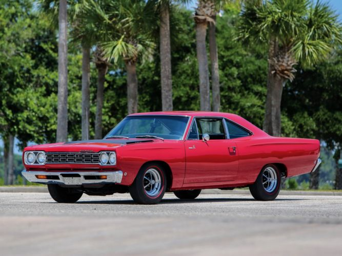 1968 Plymouth Road Runner 426 Hemi Coupe (RM21) muscle classic h wallpaper